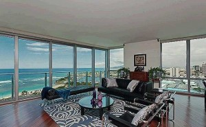 Hokua condo for sale oceanview unit - $3,215,000