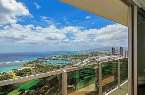 Ocean view Koolani condo for sale for $1,450,000