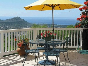 Luxurious home in Maunalani Heights with breathtaking view of Diamond Head
