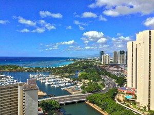 Watermark Waikiki condo rental