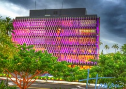 Remaking of the historic IBM building in Honolulu