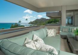 Ocean view home for sale on Kaikoo - Diamond Head