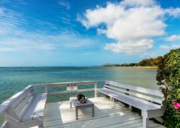 Niu beach Oceanfront home in Diamond Head for sale