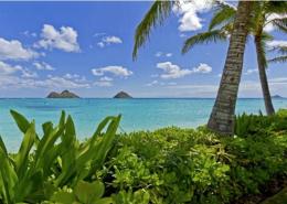 Ossipoff home on Lanikai beach - Kailua