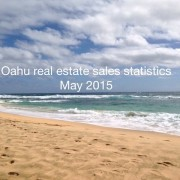 Continued Market strength in Hawaii real estate - May 2015