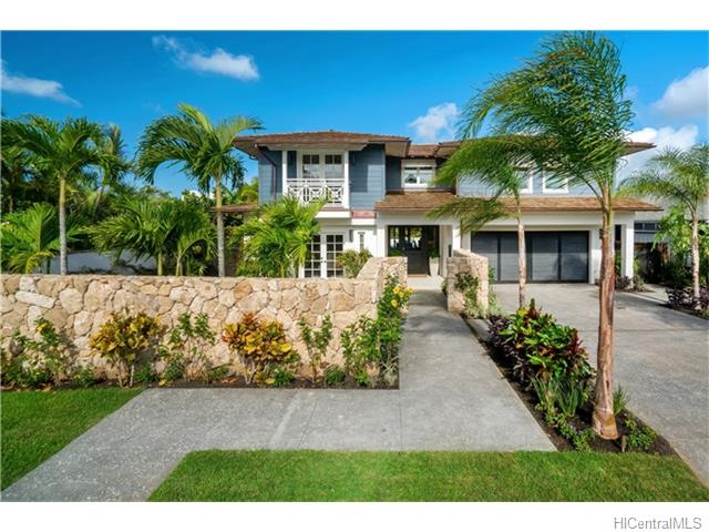 What Type Of Luxury Homes Are Selling In Kahala ?