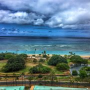 Anaha condo view Hawaii House May 4, 2016