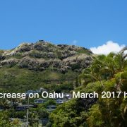 Home sales increase on Oahu - March 2017 housing statistics