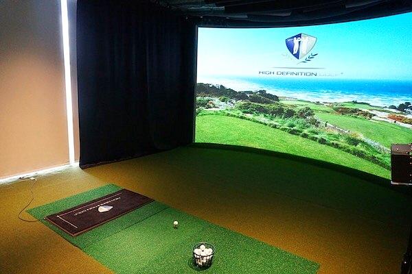 Waiea golf simulator