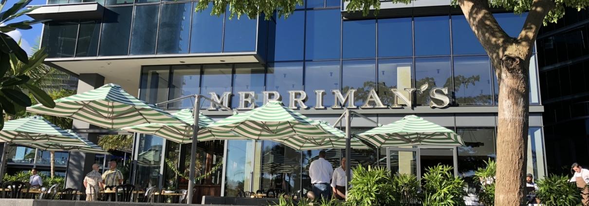 Merriman's restaurant at the Anaha at Ward Village