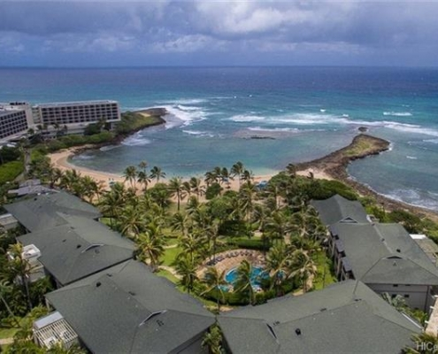 Ocean Villas at Turtle Bay Resort unit #313-1