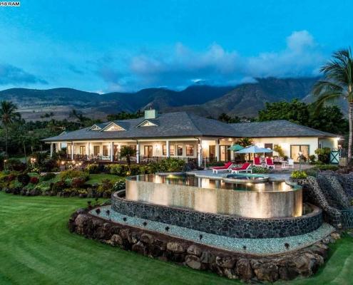 65 Wili Okai Way, Lahaina, Maui home
