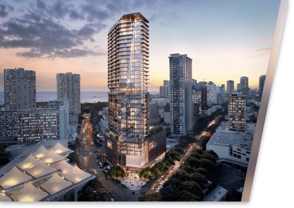 The residences At Mandarin Oriental Honolulu