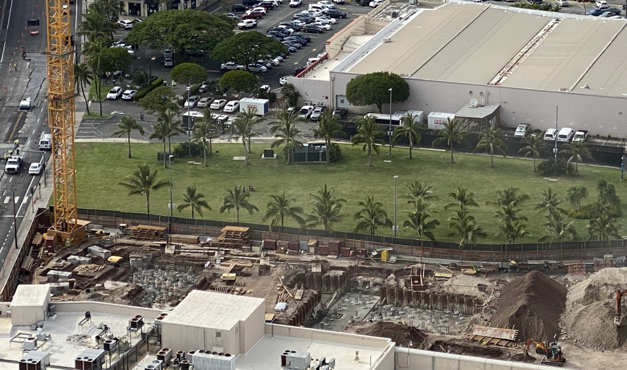 Ko'ula construction updates February 20, 2020