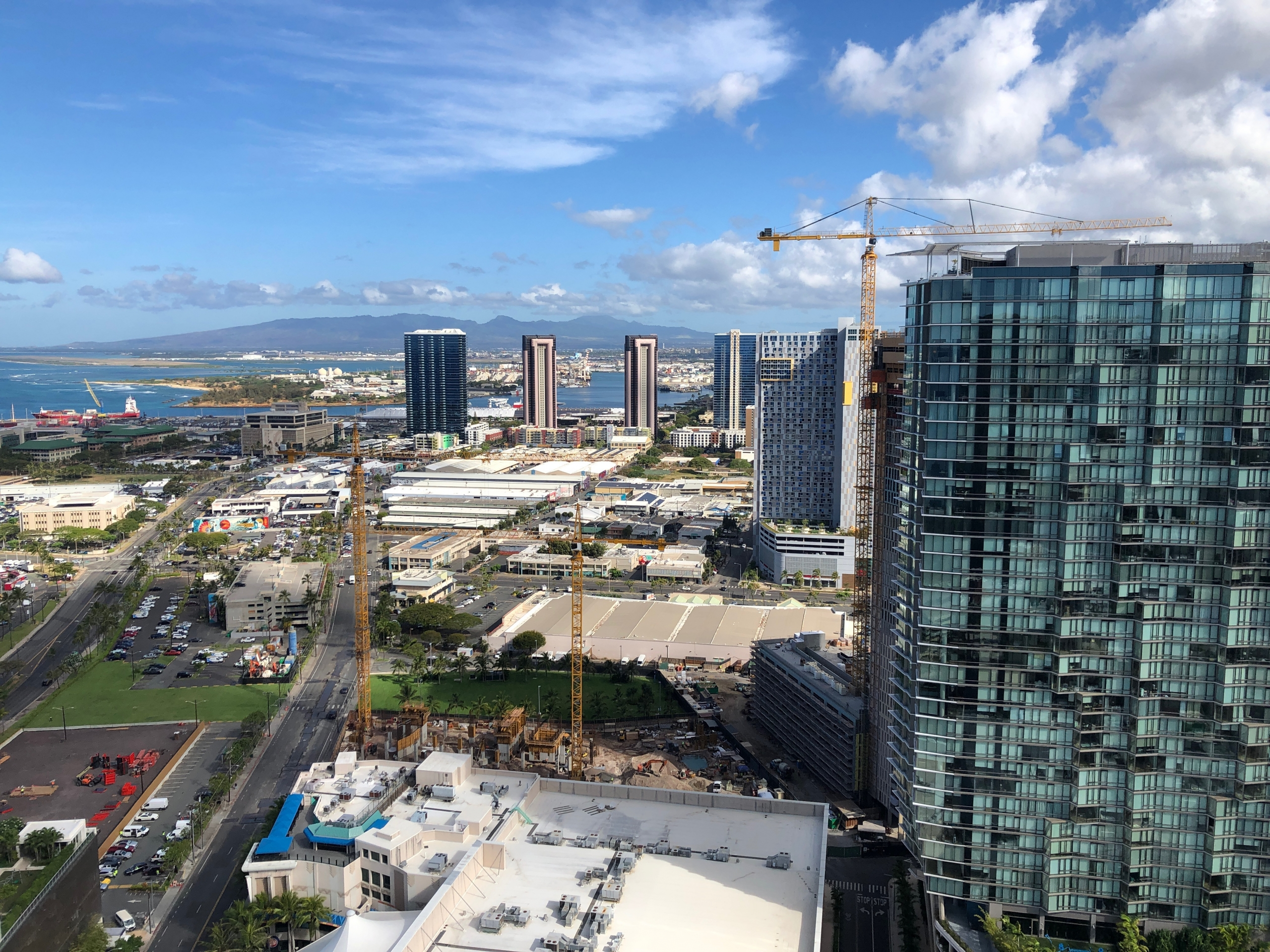 Ko'ula condo construction update May 28, 2020